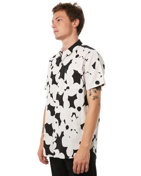 WHITE MENS CLOTHING ROLLAS SHIRTS - 152583411