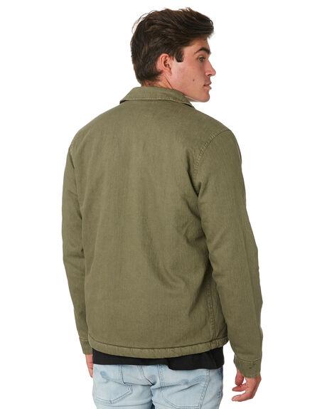 LIGHT MILITARY MENS CLOTHING BILLABONG JACKETS - 9596911ALTMLT