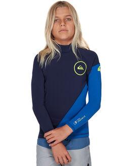 NITE BLUE BLUE RIBBON BOARDSPORTS SURF QUIKSILVER BOYS - EQBW803003XBBB