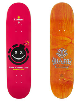 MULTI OUTLET BOARDSPORTS ELEMENT DECKS - BDPRLBHDMULTI