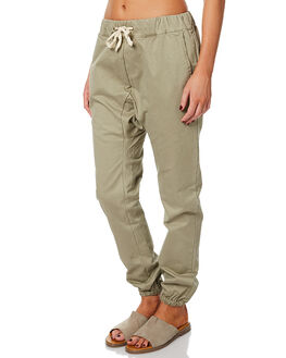 SILVER SAGE WOMENS CLOTHING BILLABONG PANTS - 6575417SIL