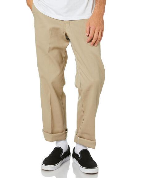 DESERT SAND MENS CLOTHING DICKIES PANTS - 874FDSND