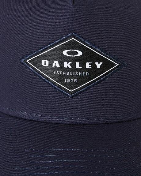 NAVY MENS ACCESSORIES OAKLEY HEADWEAR - 912007AU-602