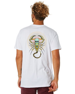 WHITE MENS CLOTHING BILLABONG TEES - 9595040WHT