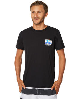 BLACK SURF RASHVESTS RIP CURL MENS - WLH6CM90