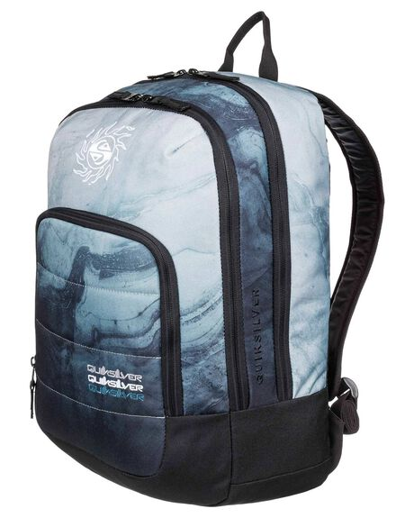 IRON GATE MENS ACCESSORIES QUIKSILVER BAGS + BACKPACKS - EQYBP03573-KZM6