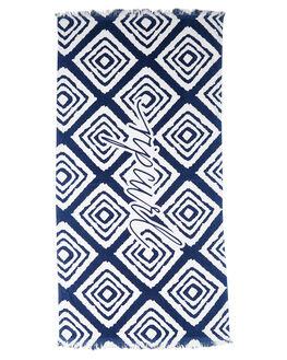 BLUE ACCESSORIES TOWELS RIP CURL  - GTWZY30070