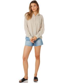 SAND WOMENS CLOTHING RHYTHM FASHION TOPS - APR19W-WT06-SAN