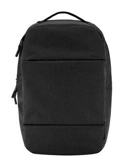 BLACK MENS ACCESSORIES INCASE BAGS + BACKPACKS - CL55452BLK