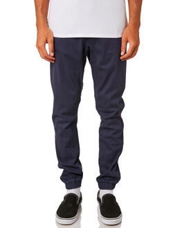 BLUE NIGHTS MENS CLOTHING RUSTY PANTS - PAM0690BNI
