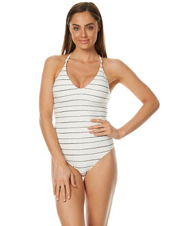 PENCIL STRIPE WOMENS SWIMWEAR ROXY ONE PIECES - ERJX103078WBT5