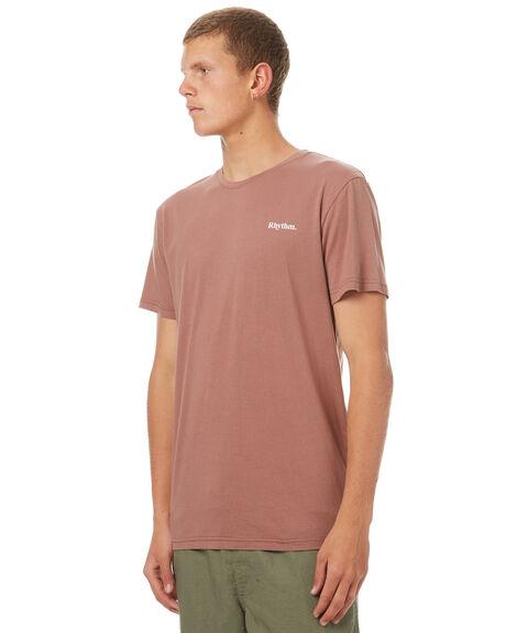 TAUPE MENS CLOTHING RHYTHM TEES - OCT17M-PT01-TAU