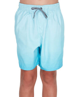 AQUA FADE KIDS BOYS BILLABONG BOARDSHORTS - 8581417AQF