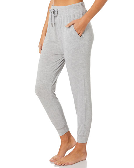 GREY MARLE WOMENS CLOTHING SILENT THEORY PANTS - 6043055GRM