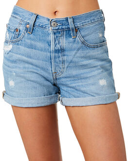 LONG MONTGOMERY WOMENS CLOTHING LEVI'S SHORTS - 29961-0013MONT