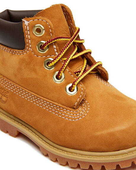 WHEAT KIDS BOYS TIMBERLAND FOOTWEAR - 12809WHEA
