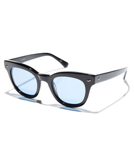BLACK GLOSS BLUE UNISEX ADULTS EPOKHE SUNGLASSES - PR0622BKGBL