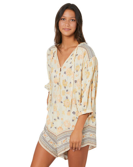 SAND WOMENS CLOTHING RIP CURL PLAYSUITS + OVERALLS - GDRFI90012