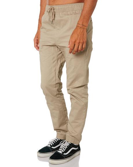 KHAKI MENS CLOTHING SWELL PANTS - S5161193KHA