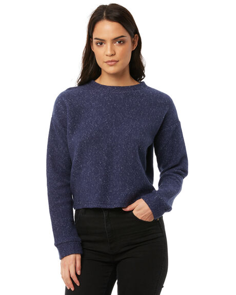 NAVY WOMENS CLOTHING ALL ABOUT EVE KNITS + CARDIGANS - 6491069NVY
