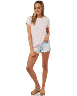 OCEAN BLUE WOMENS CLOTHING BILLABONG SHORTS - 6572298OCB