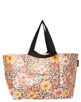 LEOPARD FLORAL WOMENS ACCESSORIES KOLLAB BEACH ACCESSORIES - P-BB-LF