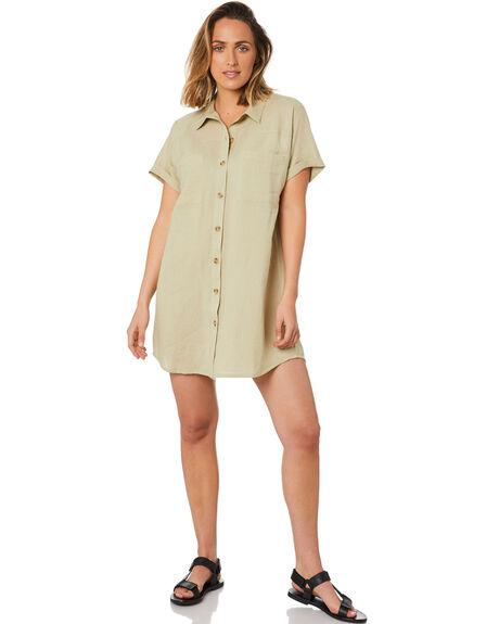 PISTACHIO WOMENS CLOTHING SWELL DRESSES - S8211446PSTIO