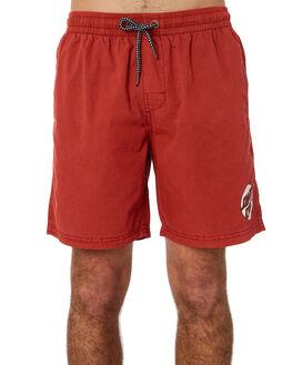 BRICK MENS CLOTHING SANTA CRUZ BOARDSHORTS - SC-MBC8076BRI