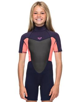BLUE RIBBON/CORAL BOARDSPORTS SURF ROXY GIRLS - ERGW503008-XBBM