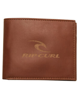 BROWN MENS ACCESSORIES RIP CURL WALLETS - BWLIH10009