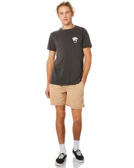 VINTAGE BLACK MENS CLOTHING O'NEILL TEES - 541110941N