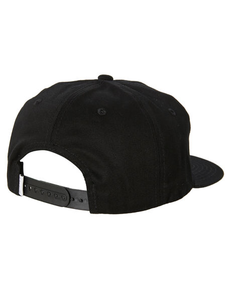 BLACK MENS ACCESSORIES STACEY HEADWEAR - STHEWINGBLACK