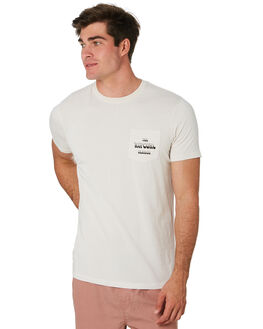 BONE MENS CLOTHING RIP CURL TEES - CTENM93021