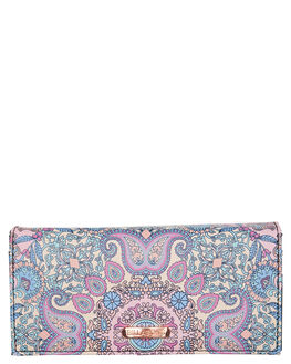 SUNSET PINK WOMENS ACCESSORIES BILLABONG PURSES + WALLETS - 6681204BSUN