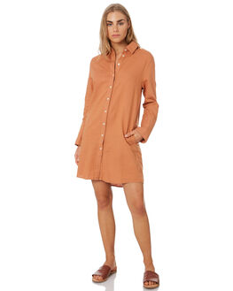 CINNAMON WOMENS CLOTHING NUDE LUCY DRESSES - NU23675CIN