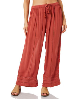 BRICK WOMENS CLOTHING RIP CURL PANTS - GPAAQ90041
