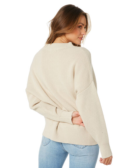 NATURAL WOMENS CLOTHING SWELL KNITS + CARDIGANS - S8211148NATRL