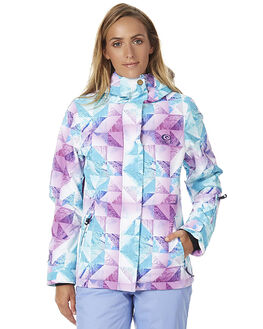 STRIKING PURPLE SNOW OUTERWEAR RIP CURL JACKETS - SGJBX49320