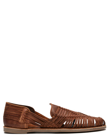 MOCHA MENS FOOTWEAR URGE FASHION SHOES - URG16089MOC