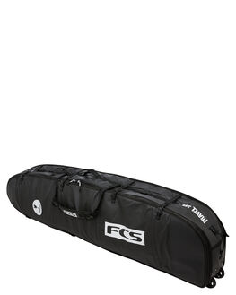 BLACK GREY BOARDSPORTS SURF FCS BOARDCOVERS - BT3-070-FW-BGYBLKGR