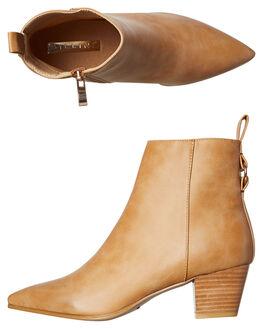 CAMEL WOMENS FOOTWEAR BILLINI BOOTS - B897CAM