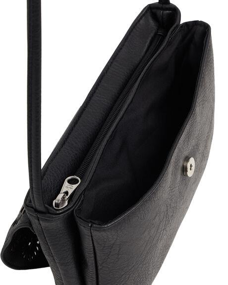 BLACK WOMENS ACCESSORIES BILLABONG BAGS + BACKPACKS - 6692102BBLK