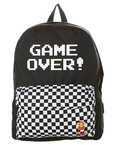 GAME OVER WOMENS ACCESSORIES VANS BAGS - VN-0YYSKK9GMOV