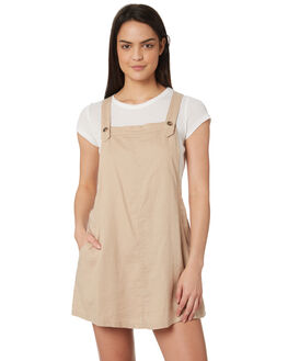 NATURAL WOMENS CLOTHING RUSTY PLAYSUITS + OVERALLS - DRL0960CNL