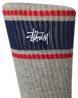 MULTI MENS CLOTHING STUSSY SOCKS + UNDERWEAR - ST795011MULTI