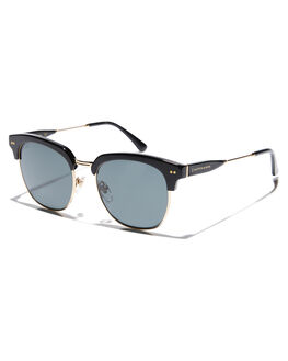 GLOSS BLACK MENS ACCESSORIES KAPTEN AND SON SUNGLASSES - KS-DE00B0000A21AGLBL