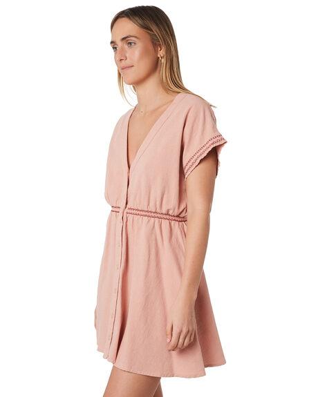 SHRIMP WOMENS CLOTHING RUSTY DRESSES - DRL0986SIP