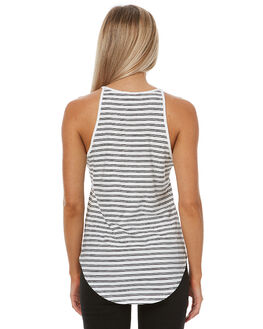STRIPE WOMENS CLOTHING SWELL SINGLETS - S8161280STR