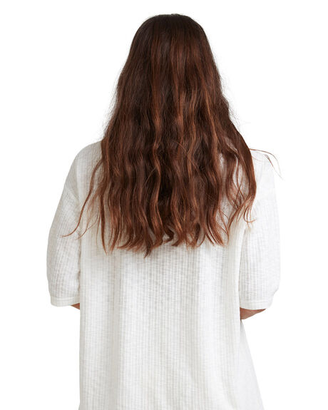 WHITE WOMENS CLOTHING BILLABONG TEES - BB-6517184-WHT
