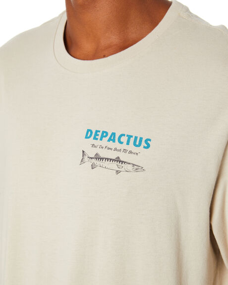 PUTTY MENS CLOTHING DEPACTUS TEES - D5204102PUTTY